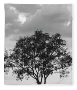 Jetty Tree Fleece Blanket
