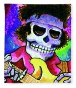 Jimi Hendrix, Soloing Fleece Blanket