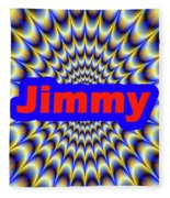Jimmy Fleece Blanket