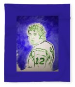 Joe Namath Fleece Blanket