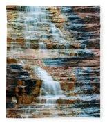 Joffre Gorge - Karijini Np 2am-29568 Fleece Blanket