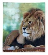 Johari Fleece Blanket