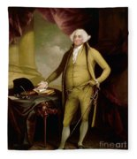 John Adams (1735-1826) Fleece Blanket