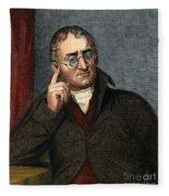 John Dalton - To License For Professional Use Visit Granger.com Fleece Blanket