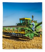 John Deere 6600 Fleece Blanket