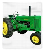 John Deere 70 Fleece Blanket