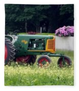 John Deere Fleece Blanket