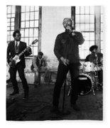 John Legend And The Roots Fleece Blanket
