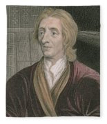 John Locke Fleece Blanket