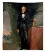 John Tyler Fleece Blanket