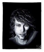 Jon Bon Jovi - It's My Life Fleece Blanket