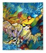 Jonathan Livingstone Seagull Fleece Blanket