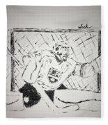 Jonathan Quick Fleece Blanket