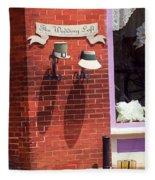 Jonesborough Tennessee - Wedding Shop Fleece Blanket