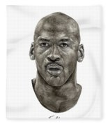 Jordan Fleece Blanket