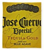 Jose Cuervo Fleece Blanket