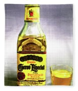 Jose Cuervo Shot 2 Fleece Blanket