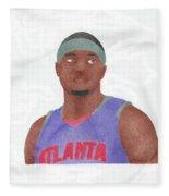 Josh Smith Fleece Blanket
