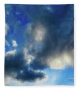 Joshua Tree Sky Fleece Blanket