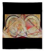 Journey Of The Emeralda Fleece Blanket
