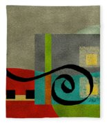 Joy Fleece Blanket