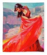 Jubilee Fleece Blanket