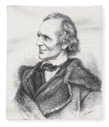 Julius Schnorr Von Carolsfeld, 1794 Fleece Blanket