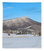 Jump Mountain Fleece Blanket