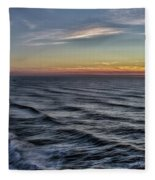 Jumping Off Place Fleece Blanket