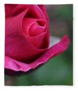 June Rose #7 Fleece Blanket