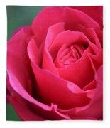 June Rose #8 Fleece Blanket
