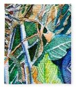 Jungle Heat Fleece Blanket
