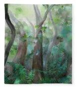 Jungle Fleece Blanket