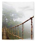 Jungle Journey Fleece Blanket