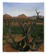 Juniper Tree Fleece Blanket