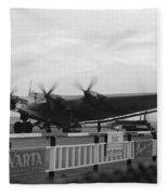 Junkers G38 Fleece Blanket