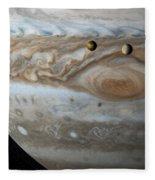 Jupiter Fleece Blanket