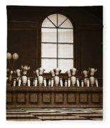 Jury Of Your Peers Fleece Blanket