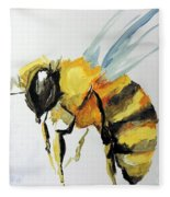 Just Beecause Fleece Blanket