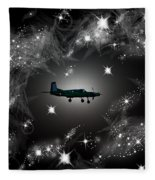 Just For Fun Through The Stars Fleece Blanket