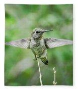 Just Spread Your Wings  Fleece Blanket