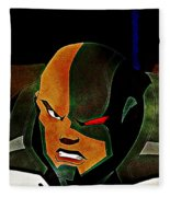 Justice League Doom Fleece Blanket