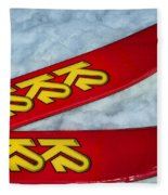K2 Skis Fleece Blanket