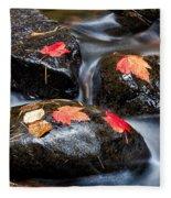 Kadunce River Fleece Blanket