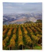 Kalthoff Common Vineyard Fleece Blanket