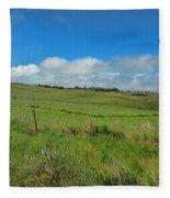 Kamuela Countryside Fleece Blanket