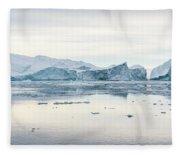Kangia Icefjord Fleece Blanket