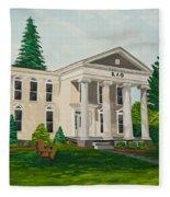 Kappa Alpha Theta Fleece Blanket