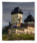 Karlstejn Fleece Blanket