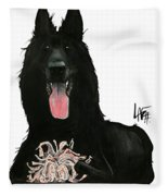 Kasper 3396 Fleece Blanket
